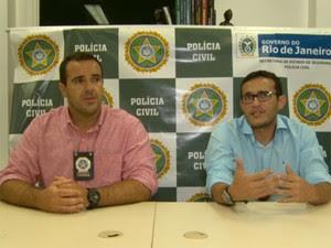 Delegados acreditam na confissão (Foto: Reprodução / TV Globo)