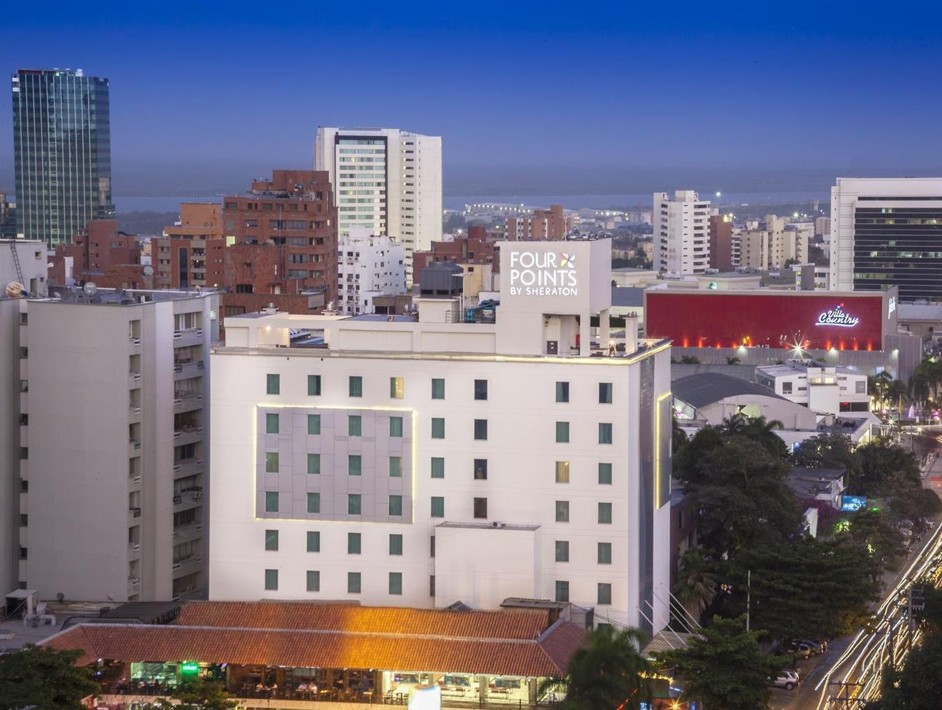 Four Points by Sheraton Barranquilla Reviews