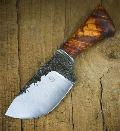 ideas  hand forged knife  pinterest