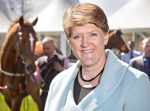 The documentary is presented by Claire Balding.