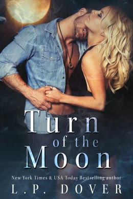 Tour: Turn of the Moon by L.P. Dover