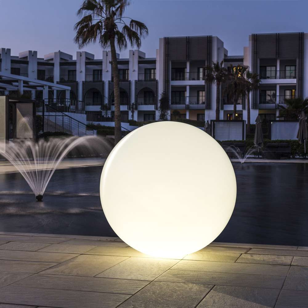 Outdoor globe lights - 10 methods to decorate outdoors and ...