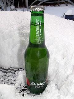 Lion Breweries, Steinlager Pure, New Zealand