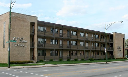 Breezeway apartment
