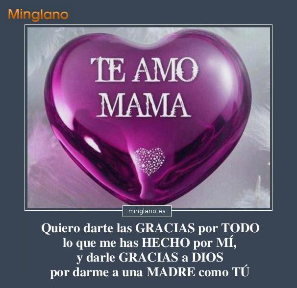 Frases Bonitas Para Agradecer A Una Madre