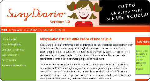 http://www.susydiario.it/default.asp