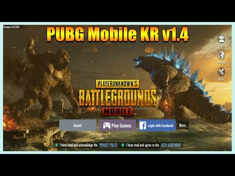 How to Download/Update PUBG Mobile KR v1.4 Season 19 Highly Compressed A...