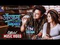 Aankha Ma Aaune Sapani - Lyrics and Chords