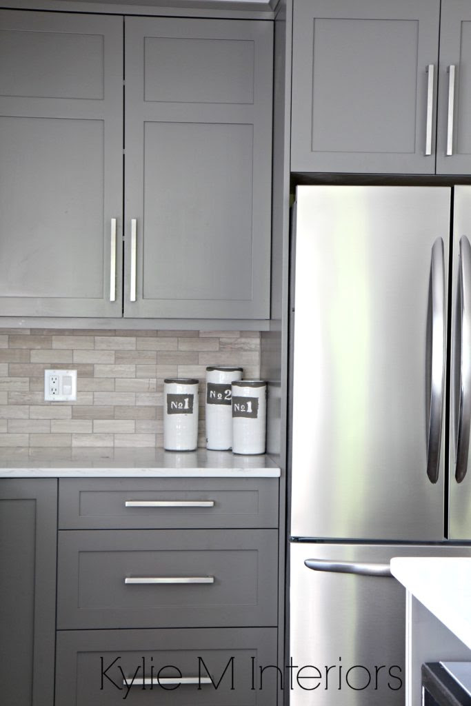 The 9 Best Benjamin Moore Paint Colors - Grays (Including ...