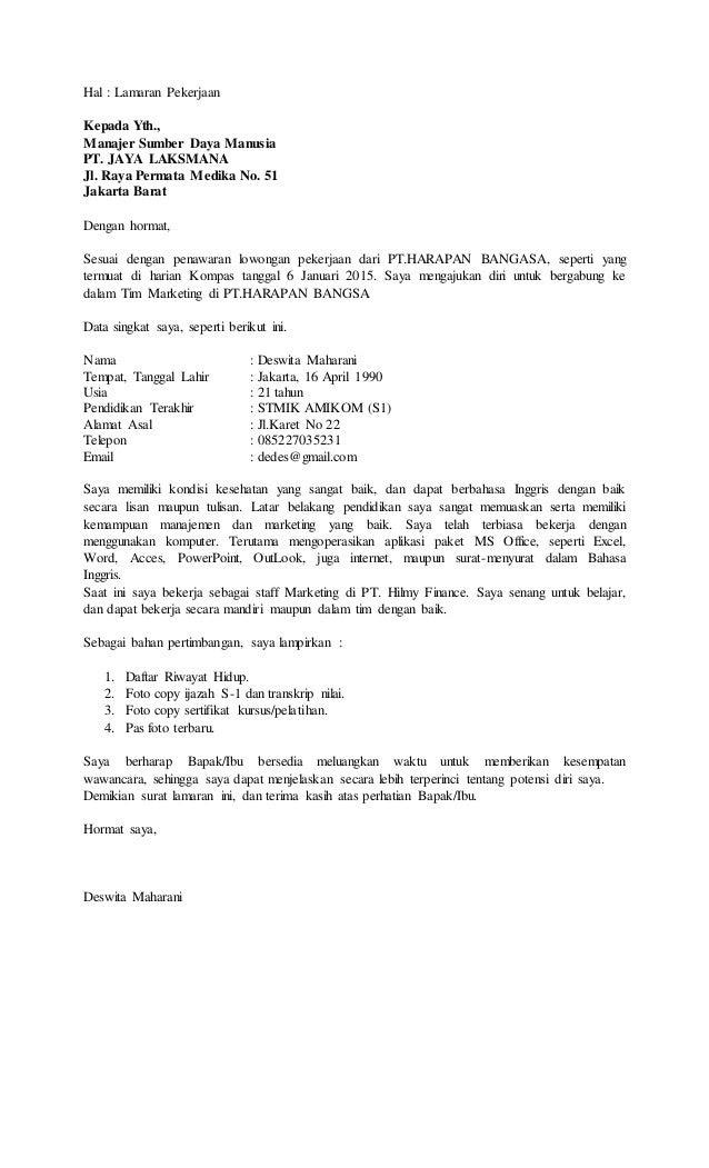 contoh surat kerjasama jasa ekspedisi surat p