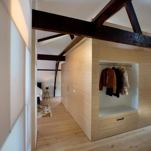 Villa Polder, Gemert - modern - closet - amsterdam - by Plexwood