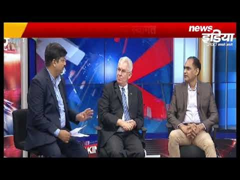 Special Interview with Rhys Williams, Rajesh Singh, Dr Swarnlata Panchal...