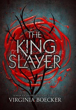 The King Slayer Cover