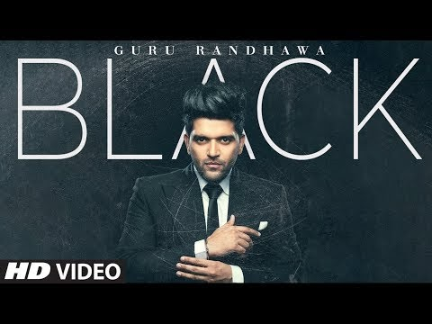 Black Song Lyrics - Guru Randhawa