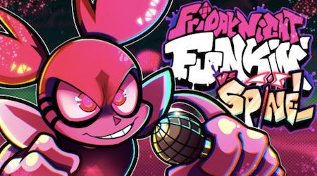 VS Spinel FNF MOD (Full Week) – Download (Friday Night Funkin') (V1)