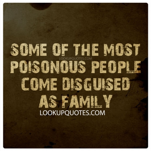 Quotes About Toxic Family Relationships Image Quotes At Relatablycom