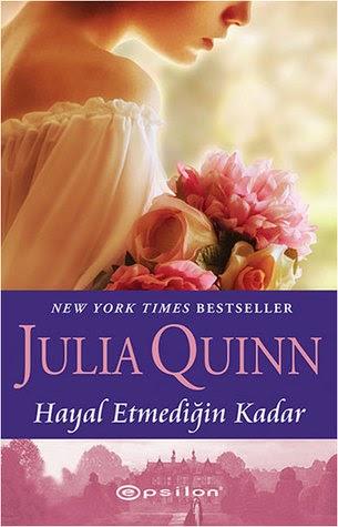 Kitap Yorumu: Hayal Etmediğin Kadar | Julia Quinn (Two Dukes of Wyndham, #2)