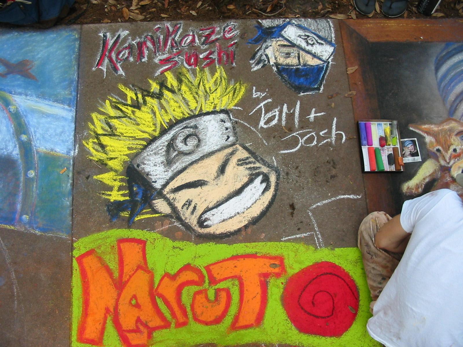 Download 108+ Wallpaper Naruto Graffiti HD Gratid