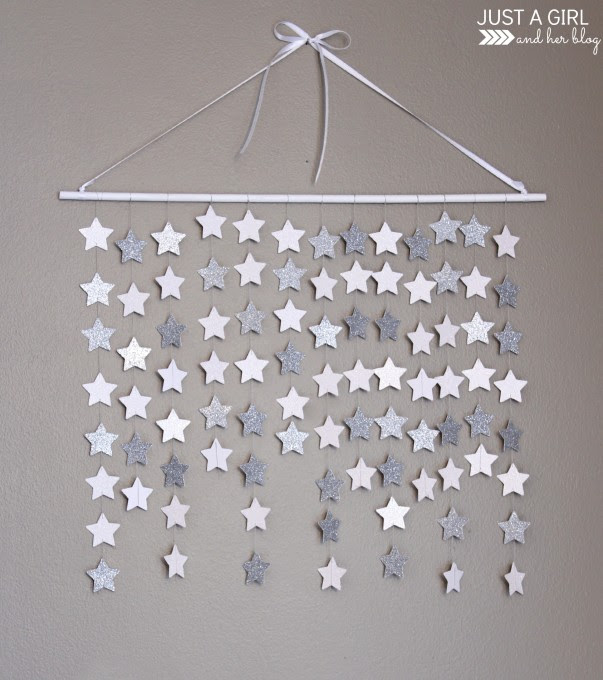 Remodelaholic   60 Easy Wall Art Ideas that Even Kids Can Make