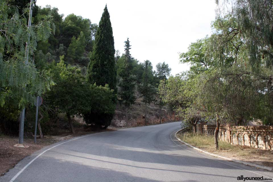Resultado de imagen de parque regional del valle y carrascoy