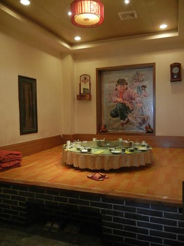 DSCN0114 _ Restaurant, Shenyang, September 2013
