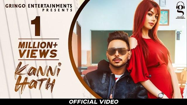 Kanni Hath Lyrics - Jass Punia & Afsana Khan - Lyrics4world