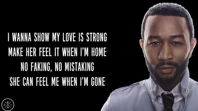 John Legend - Actions song Lyrics