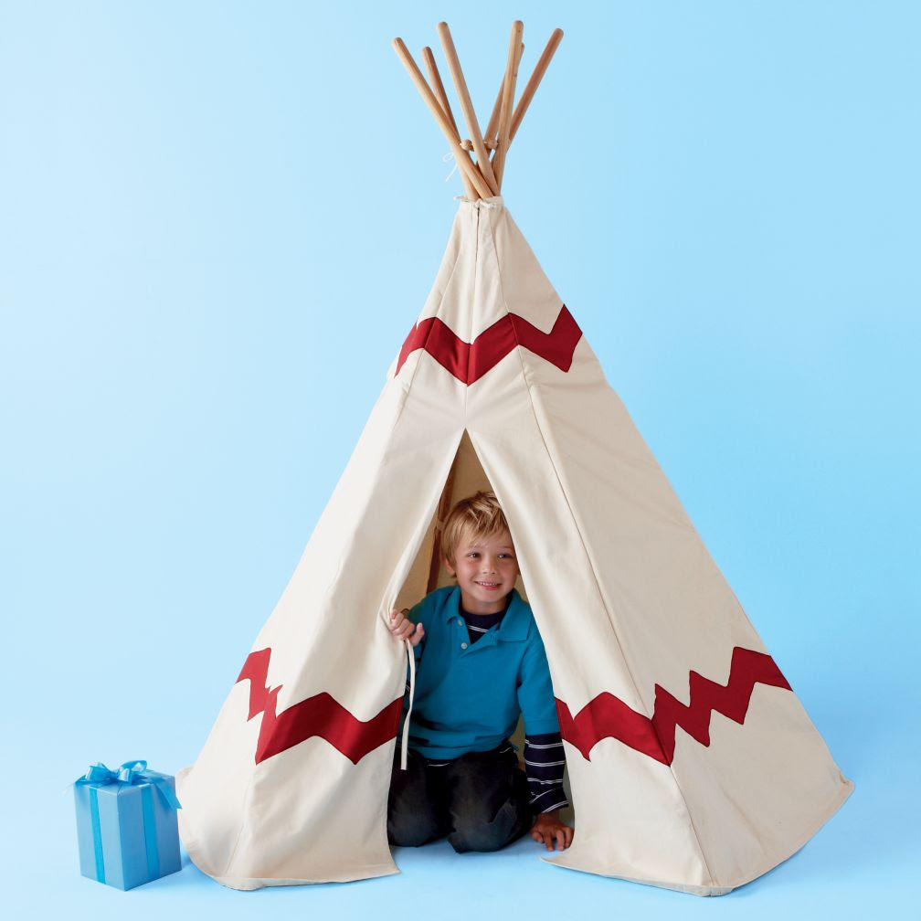 Meet Me in the Teepee