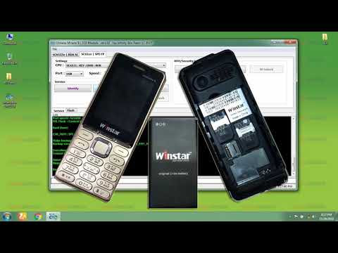 Winstar Discovery 5 Flash File By Format FS _ Flash File Read Unlock