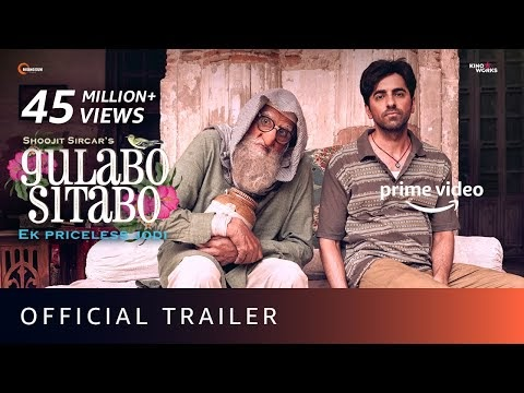 Gulabo Sitabo Full HD Available For Free Download Online on Tamilrockers and Other Torrent Sites