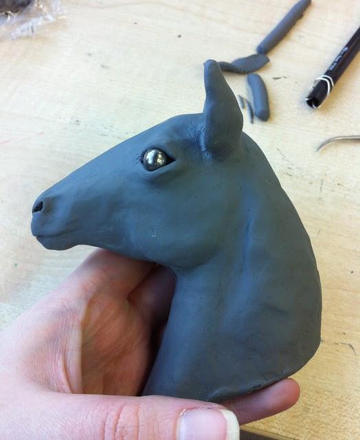 Unicorn Maquette