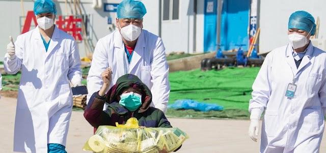 Mundo registra mais de 8 milhões de curados pelo coronavírus