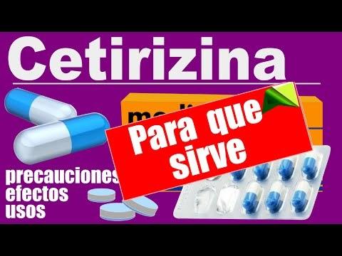 Zyrtec Cetirizina 10 Mg Comprimidos Recubiertos
