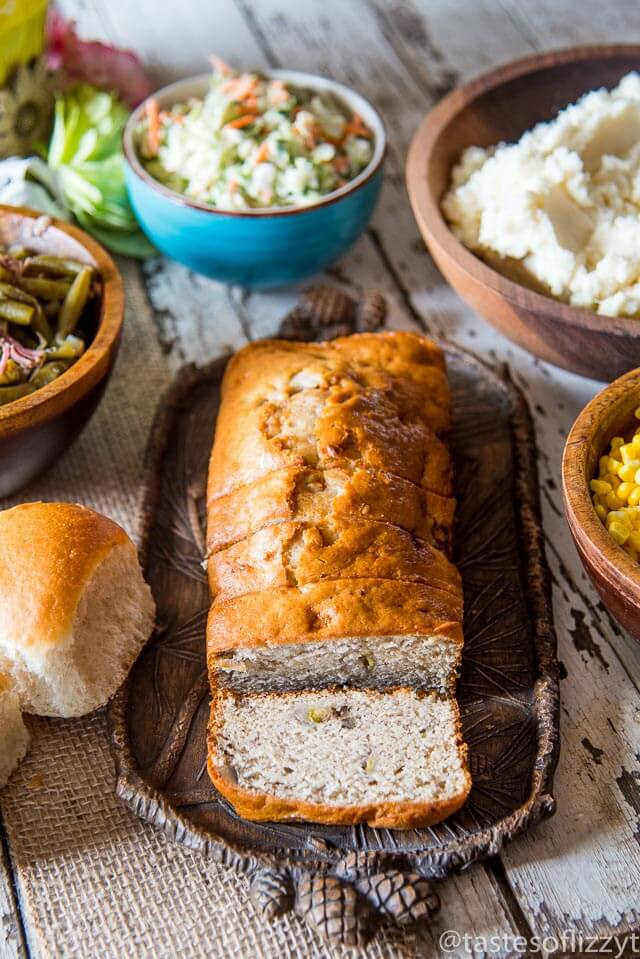 Easy Easter Dinner Menu {Spend Time Relaxing with the Family}