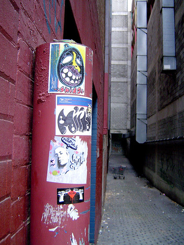 alley stickers