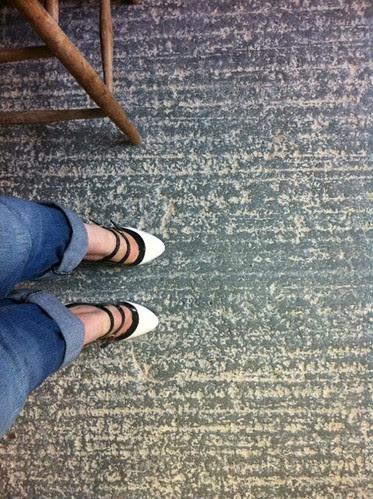 High heel Monday by potteryrachel