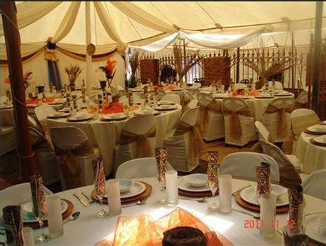 african traditional wedding decorations wedding
