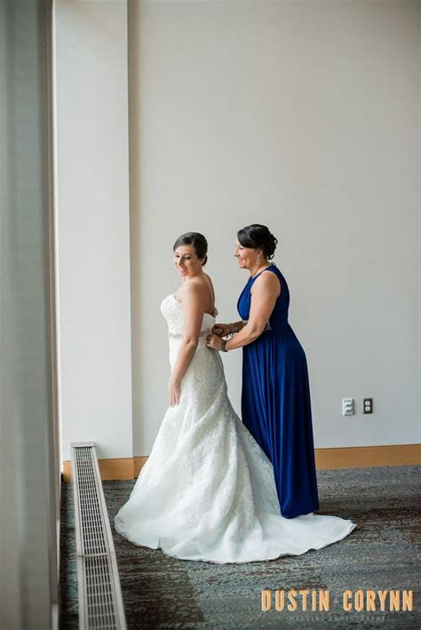 New Year's Eve Wedding in Downtown Indianapolis at the