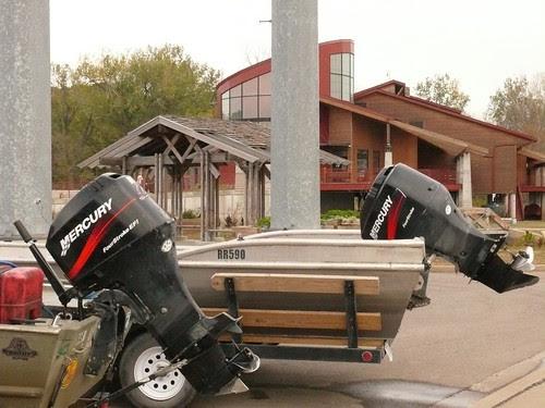 St. Joseph Missouri River Clean-up 10-6-12
