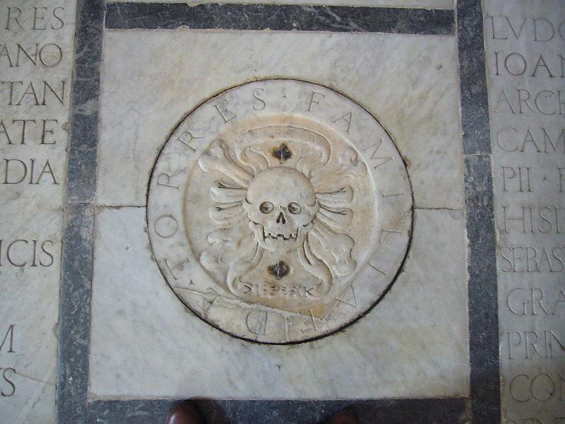 S Angelo - Caterina dei Funari s - capp de Torres Sepolcro de Torres 1200038.JPG