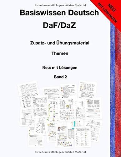 download gratis basiswissen deutsch dafdaz zusatz und