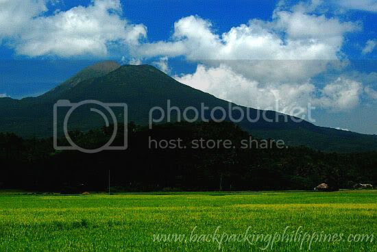 Mt. Bulusan sorsogon