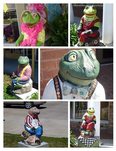 Rayne, LA-Frog Capital of the World