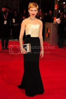 BAFTA Awards 2012 Red Carpet Fashion Style