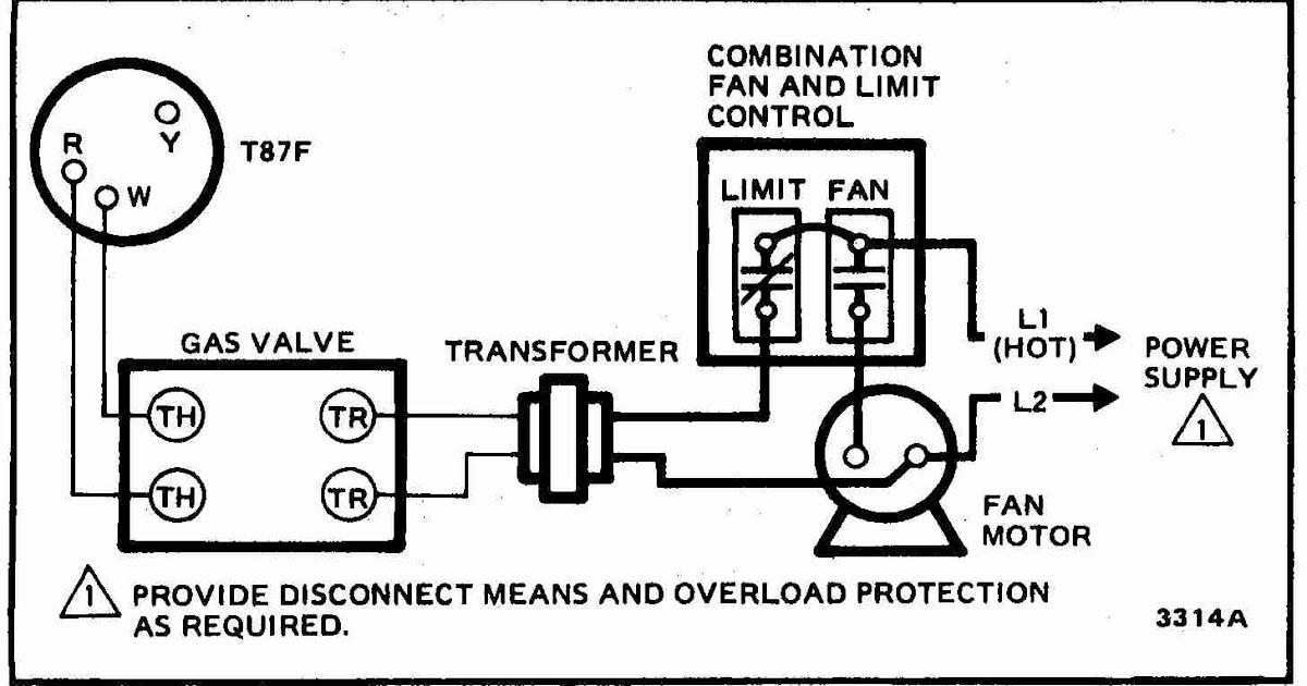 wall schematic wiring