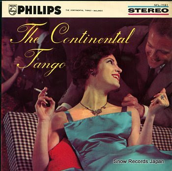 MALANDO continental tango, the