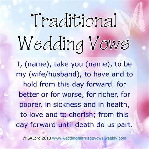25  best ideas about Funny wedding vows on Pinterest