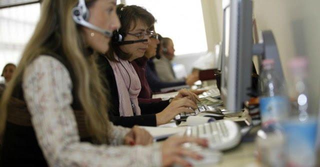 I call center ora restano in Italia. Contro le delocalizzazioni stipendi ridotti