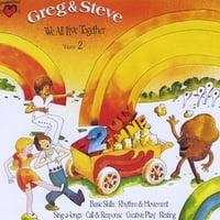 Greg & Steve   We All Live Together, Volume 2
