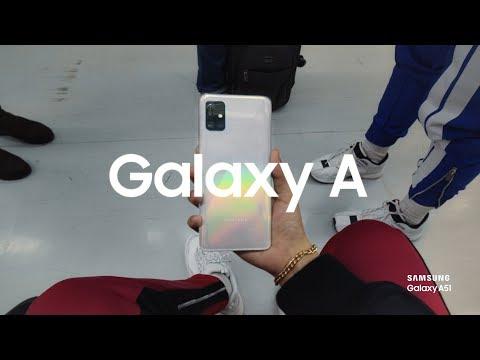 Samsung Galaxy A: Cực Đã! Cho Tất Cả!